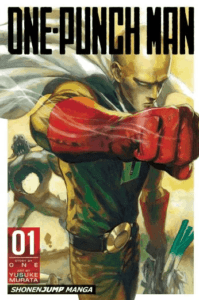 Read more about the article One-Punch Man Manga