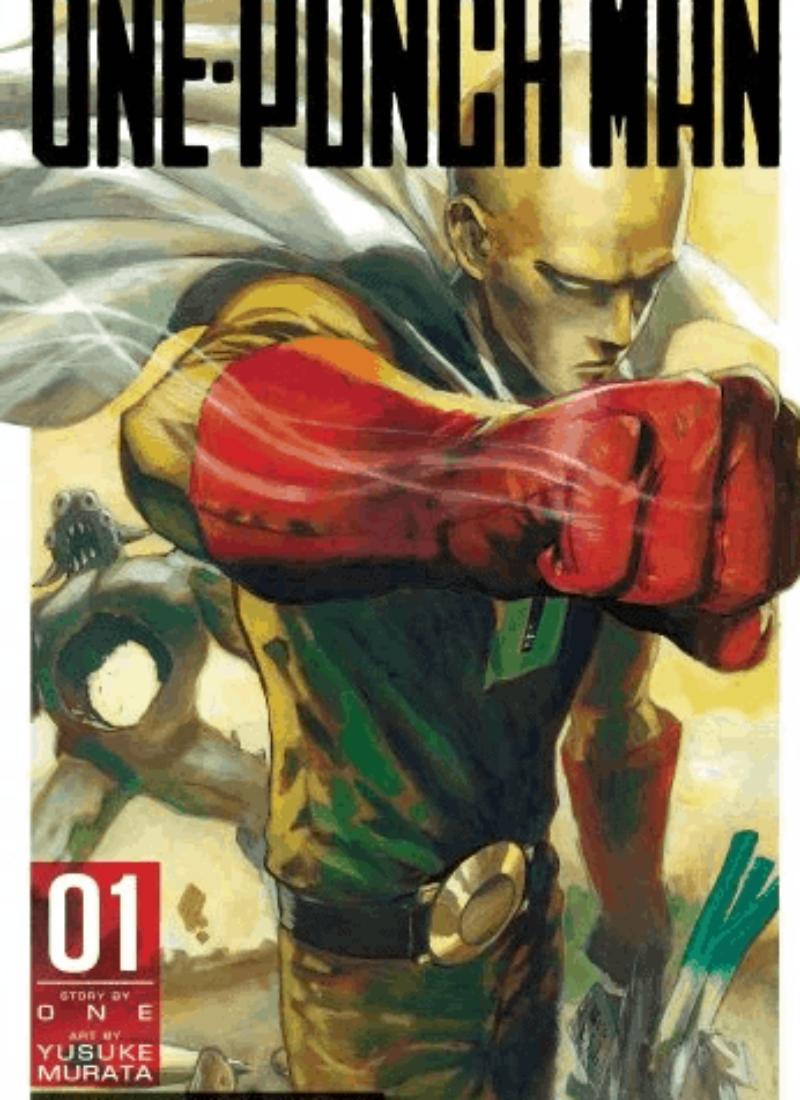 One-Punch Man Manga